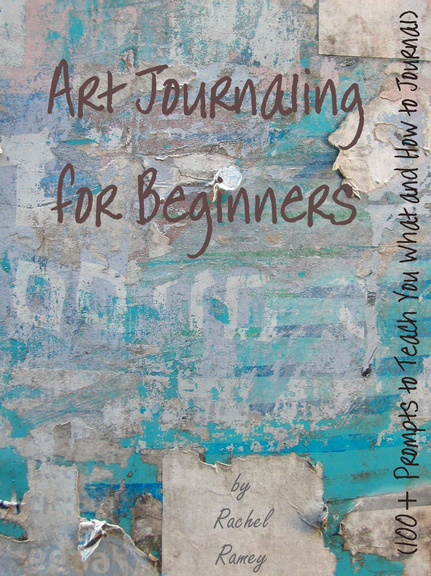Art journaling for beginners starting at 7 95