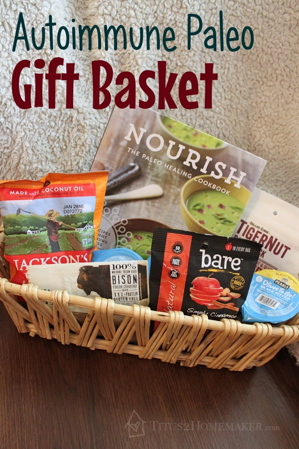 Create a book-based gift basket for a friend on a special diet, like