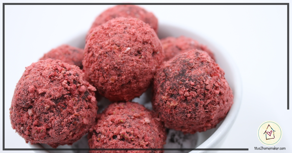 Red Truffles -- Thriving A-Z - T: Truffles